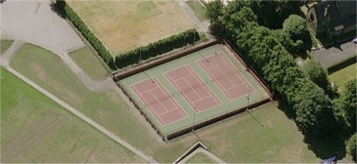 Thorncliffe Tennis Club Courts